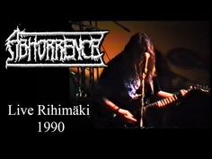 ABHORRENCE (Pre AMORPHIS) - Live Finland 1991The Finnish Death metal band ABHORRENCE live in 1991.Abhorrence is the death metal band that came just before AMORPHIS! Old school death metal.