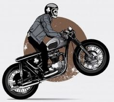 43 Ideas For Scrambler Motorcycle Art Moto Scrambler, Motos Vintage, Vintage Motorcycles, Art Moto, Bike Drawing, Motorcycle Style, Motorcycle Wheels, Bike Art, Motorbikes