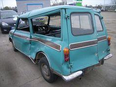 . Rust In Peace, Mini Clubman, Classic Mini, Vintage Cars, Minis, Automobile, Restoration, Image, Autos
