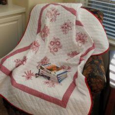 Redwork Embroidery: Redwork from NeedleKnowledge