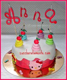 Torta compleanno bambina