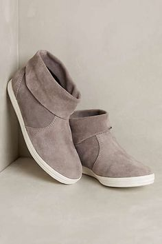 Anthropologie - All Black Casual Booties