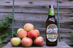 Zapasy na zimę zrobione - Cydru nie zabraknie! :) #jedzjabłka #pijcydr