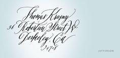Lettering Styles | Nancy Hopkins Handlettering