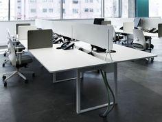 Ofita I Fresh I Operational Desks System Furniture, Desks, Office Desk, Fresh, Home Decor, Offices, Blue Prints, Mesas, Desk Office