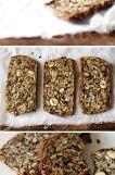 Tento chléb si zamilujete. Příprava je jednoduchá jen vše smíchat, nechat odpočinout a upéct.  Množství na 1 chléb  === Ingredience === 135 g slunečnicových semínek 90 g lněných semínek 65 g lískových oříšků nebo mandlí 145 g ovesných vloček 2 lžíce chia semínek 4 lžíce psyllium - celá semínka (semínka jitrocele indického) 2 lžičky kvalitní mořské soli 1 lžíce javorového sirupu nebo medu 3 lžíce rozpuštěného kokosového oleje (za studena je tuhý) nebo ghee (vícekrát přepuštěné máslo…