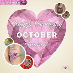 Happy Birthday  #October peeps!  Hope you are having a terrific month!   #jicbyjulie #jicscents #regrann #repost #birthday #celebrate