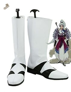 Inuyasha Anime Inu no Taisho Cosplay Shoes Boots Custom Made - Telacos sneakers for women (*Amazon Partner-Link)
