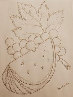 Arte * Vida: Riscos :Frutas
