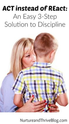 parenting resource for dicipline