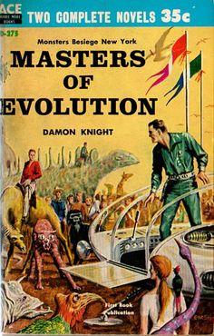 Emsh, Masters of Evolution 1959.