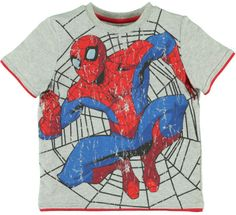 Spiderman Boys T-Shirt (2-9yrs) on shopstyle.co.uk