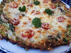 Nejlepší pizzu, kterou jsem kdy jedla, jsem ochutnala v Itálii...a protože se jí potom žádná nevyrovnala, tak pizza není úplně jídlo, ... Vegetable Pizza, Quiche, Vegetables, Breakfast, Food, Meal, Eten, Quiches, Vegetable Recipes