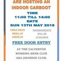 Calverton - Indoor Carboot !!!!!        (Calverton, England)      | Nextdoor