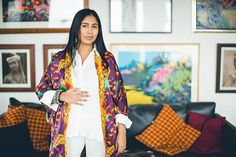 Tauta-Home Kimono Cardigan, Kimono Top, Happy Friday, Amanda, Sari, Chic, Girls, Instagram, Tops