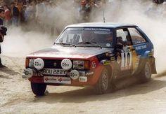 1983 - António Zanini/Victor Sabater - Talbot Sunbeam Lotus - 6º Rally Portugal