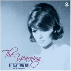 """THE YEARNING """"If I Can't Have You""""  Digital Single, June 2014. Artwork by Luis Calvo #ElefantRecords"""