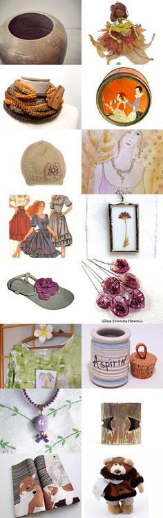 Little signs of springs by Paola Fornasier on Etsy--Pinned with TreasuryPin.com