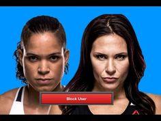 MMA Amanda Nunes on blocking Cat Zingano on Instagram, UFC / MMA news
