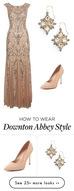 """""""Gatsby"""" by jendish on Polyvore featuring Alexis Bittar and Maiden Lane"""