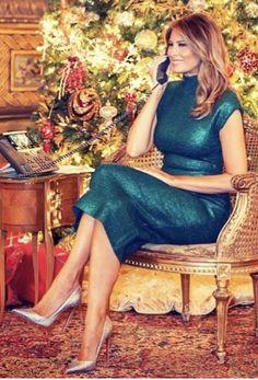 Melania Knauss Trump, Malania Trump, First Lady Melania Trump, Designer Evening Dresses, Sexy Legs And Heels, Beauty Inside, Beautiful One, Outfits, Style