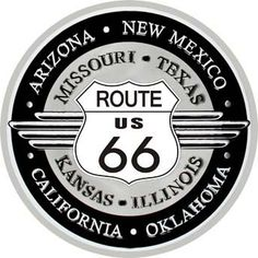 17383 ROADSIDE - ROUTE 66 - US - - Todos os Estados * S - 29x29-