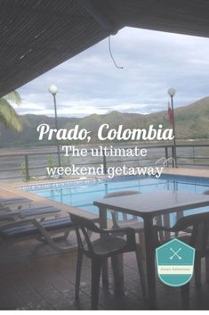 Anny's Adventures Travel Blog // A guide to Prado, Colombia, including; activities, hotels, photos and food. Click on the photo/pin for a link to find the full guide on my travel blog.