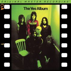 Yes The Yes Album on Numbered Limited-Edition 24k Gold CD from Mobile Fidelity 1971 Set is a Prog-Rock Touchstone with Brilliant Sonics: Remastered from the Original Master Tapes Includes Familiar Hit