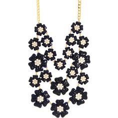 Kate Spade New York Carroll Gardens Bib Necklace
