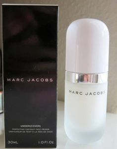 New MARC JACOBS Under(Cover) Perfecting Coconut Face Primer 30ml BNIB UK Seller