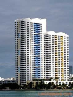 Edificios cercanos al Puerto de Miami - USA