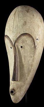 A Fang Ngil mask