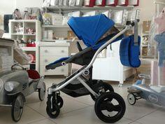 #BRITAX AFFINITY  #baby #stroller #dazzlingblue