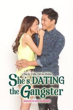 Shes dating the gangster bloopers kathniel photos