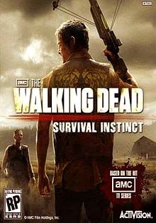 The Walking Dead Survival Instinct Full PC Game Free Download