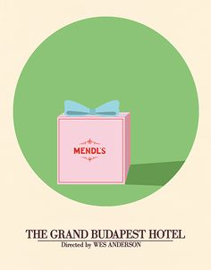 See? I told you, I AM obsessed with Wes Anderson's The Grand Budapest Hotel.