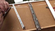 7 Best Hardwood Drawer Rail Slot