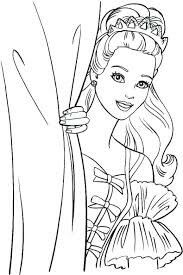 16 En Iyi Barbie Görüntüsü Barbie Coloring Pages Coloring Pages