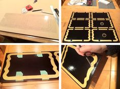 IKEA Hackers: DIY Dorothy Draper Chests complete instructions