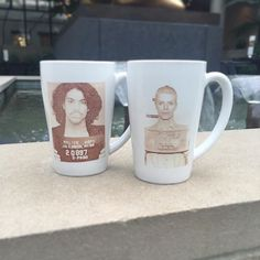 Back in stock! Prince and Bowie mugs from our friend Memorial Art Gallery, Local Artists, Bowie, Unique Gifts, Prince, Clay, Mugs, Store, Instagram Posts