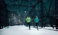 """""""Dlaczego nie warto rezygnować z treningu outdoorowego zimą"""" http://foreverhungry.pl/trening-outdoorowy/ #workout #outdoors #adidas"""