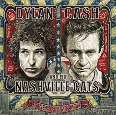 Bob Dylan Johnny Cash and the Nashville Cats A New Music City 2015 CD 2CD New