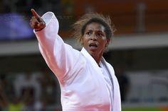 É a primeira medalha de ouro do Brasil nos Jogos Olímpicos