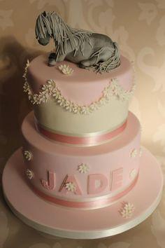 Pony Cake.