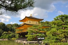 Храмът Кинкаку-джи