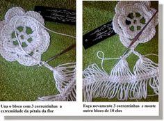 Atendendo a diversos pedidos e dúvidassobre a partegrampada da túnica Eliana ,resolvi fazer um Papespero que ...