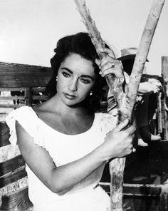 Elizabeth Taylor ~ Giant, 1955
