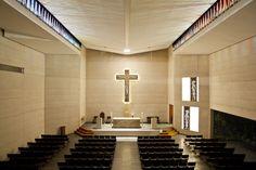 Carlos Campuzano Castelló; Saint Norbert Parish Church (New Construction);  Bogotá, Cundinamarca, Colombia, 2011.
