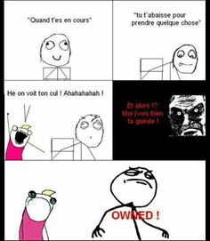 Mdr Troll Meme, Funny Troll, Derp Comics, Rage Comics, Funny Facts, Funny Jokes, Just Pretend, Laughing So Hard, Funny Moments