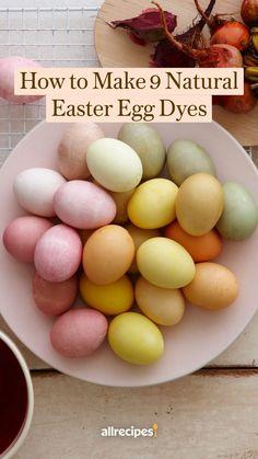 Easter Dishes, Easter Snacks, Easter Dinner Recipes, Easter Brunch, Easter Table, Easter Appetizers, Easter Desserts, Easter Egg Dye, Coloring Easter Eggs